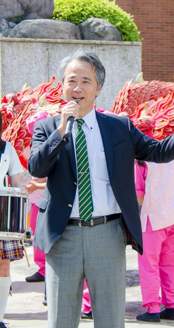 代表取締役  吉田利一